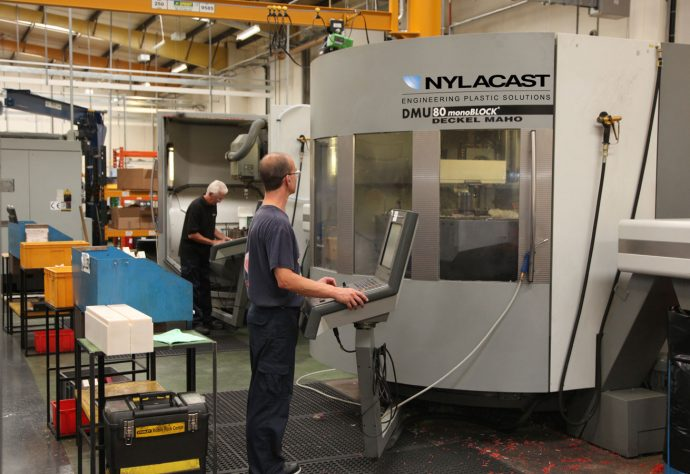 Nylacast Engineering Facility