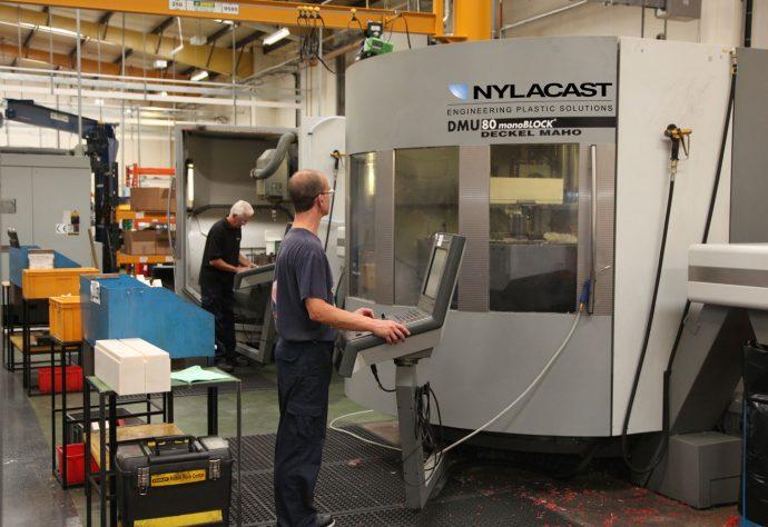 Nylacast Engineering Facility