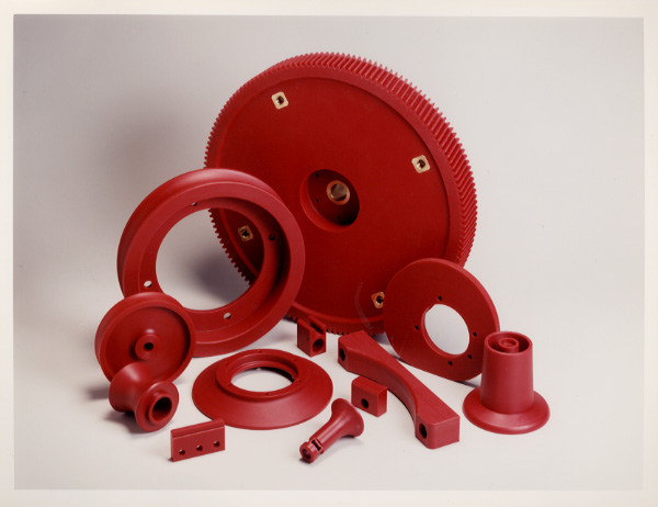 Nylacast Nylube components