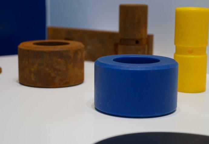 Nylacast Polymer vs metal