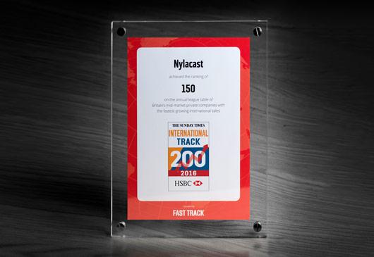 2016 International Track 200