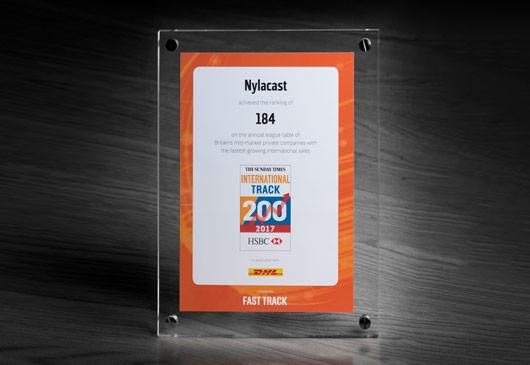 2017 International Track 200