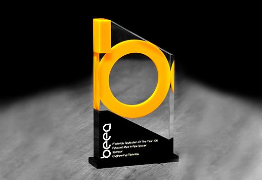 Nylacast win BEEA Award 2015