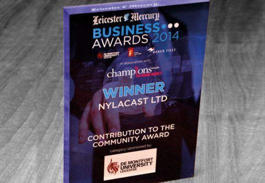 Leicester Mercury Business Awards 2014 Winners