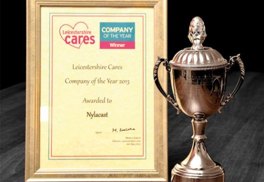 Leicestershire Cares award 2013