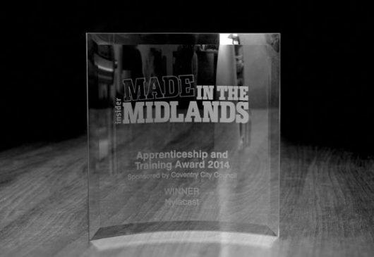 Made in the Midlands Award 2014