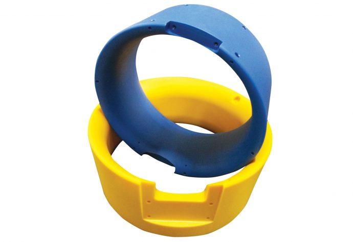 Nylacast Aquanyl Thruster Nozzles