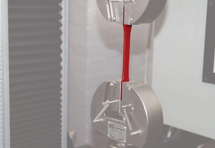 Nylacast nylube testing material