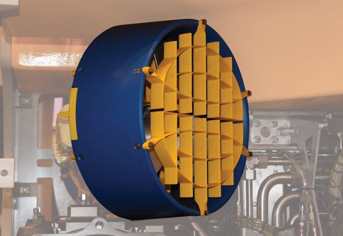 Nylacast Thruster Nozzle
