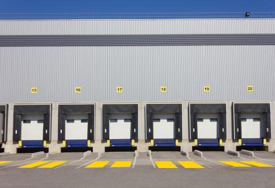Nylacast warehouse trailer plates