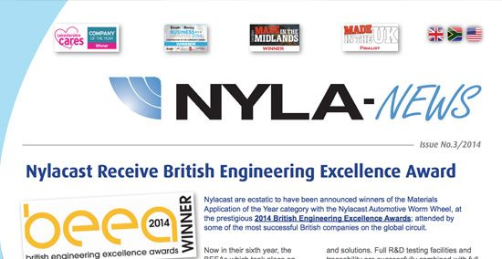 Nyla-News Autumn 2014 Issue