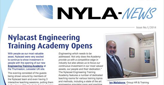 Nyla-News Spring 2014 Issue