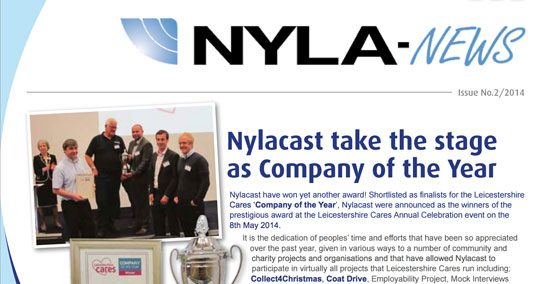 Nyla-News Summer 2014 Issue