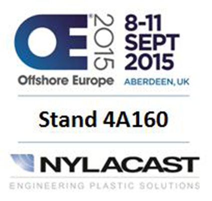 Nylacast at Offshore Europe 2015