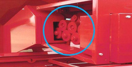 Nylacast Case Study: Nylube Gears