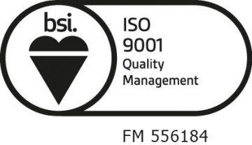 Nylacast ISO 9001 Logo