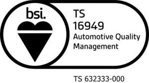 Nylacast TS 16949 Logo
