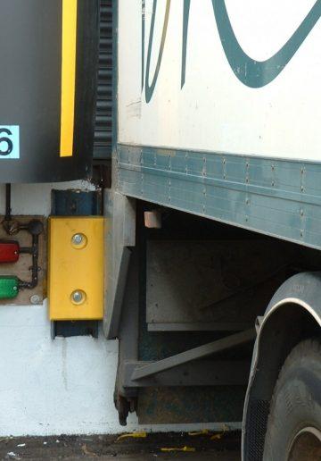 Nylacast Dock Bumper application