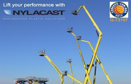 Nylacast at Conexpo 2017