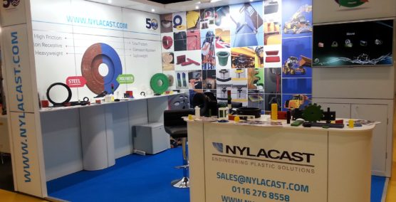 Nylacast at EDS 2017