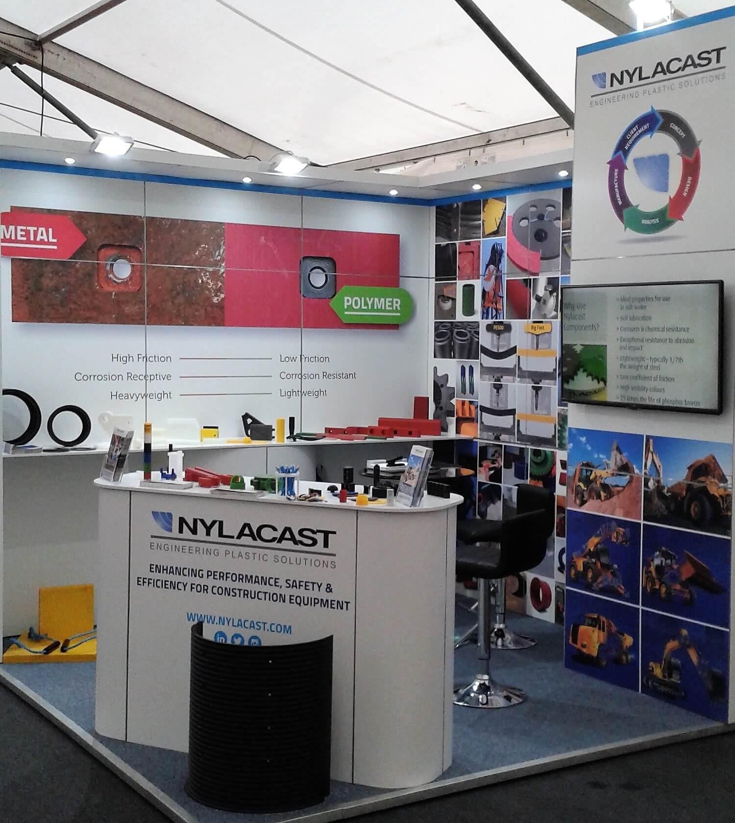Nylacast at Platworx 2017