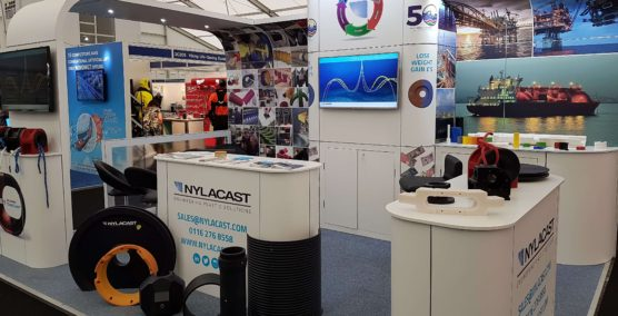 Nylacast at Offshore Europe 2017