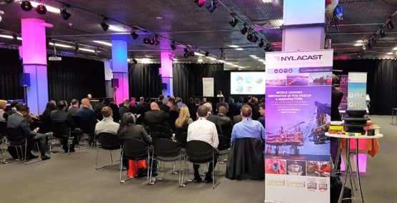 Nylacast showcase at All Energy 2018