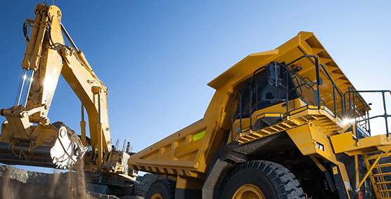 Engineered Products for the Construction, Agriculture, Quarrying & Mining industries