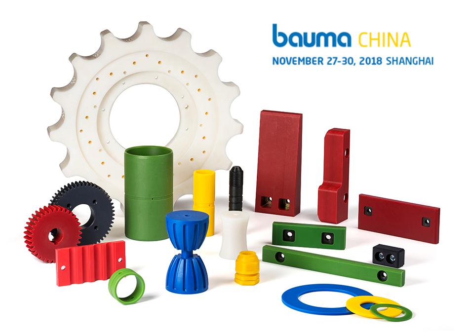 Bauma China 201 Logo