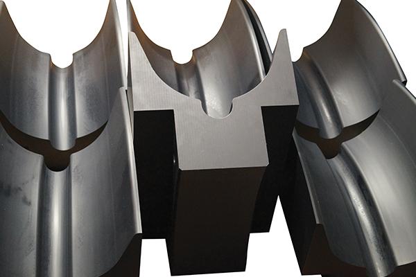 Nylacast sheave segments