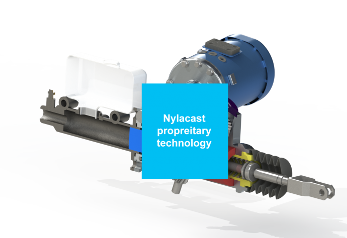Nylacast Automotive product image