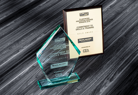 PLANTWORX INNOVATION AWARD 2019