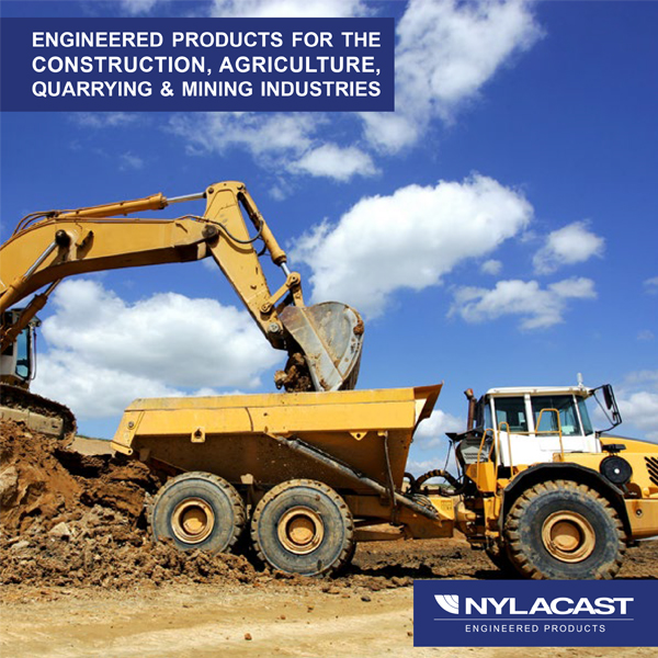 Construction, Agriculture, Quarrying & Mining