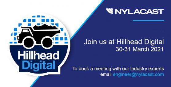 Nylacast | Join us at Hillhead Digital 2021