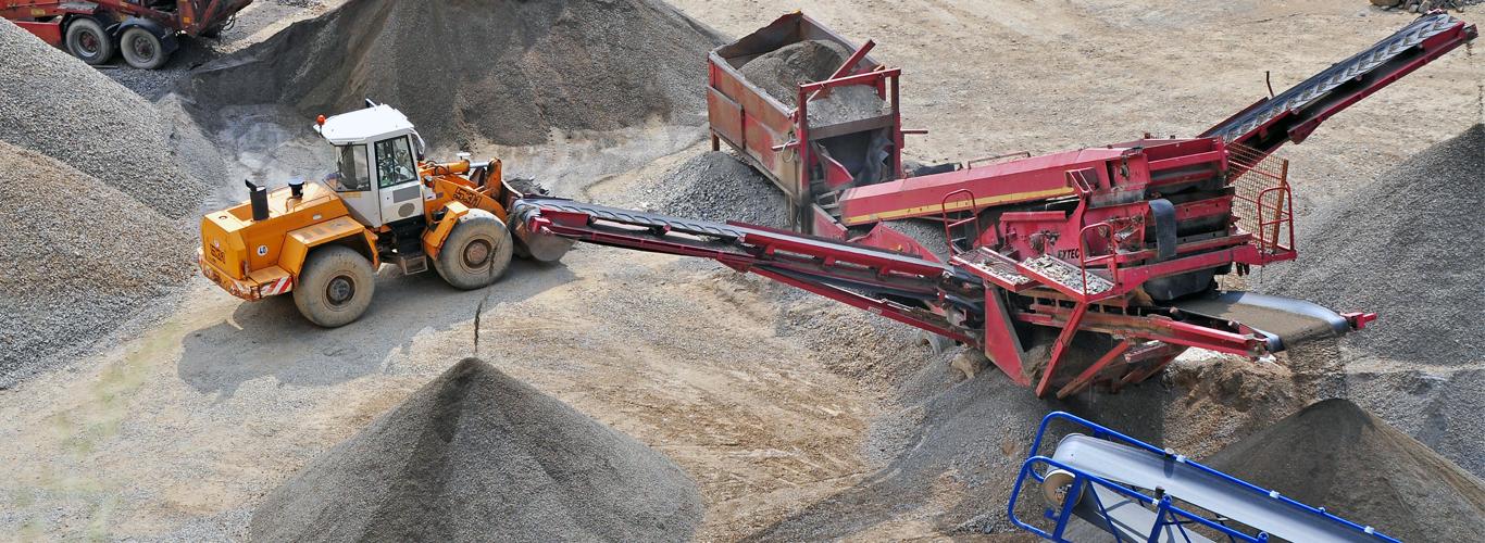 Quarrying & Mining