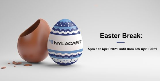 Easter Break Nylacast