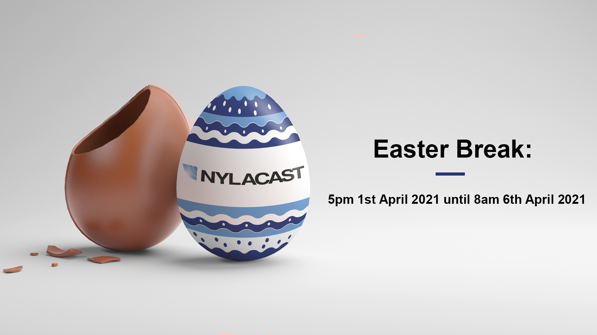 Easter Break Nylacast